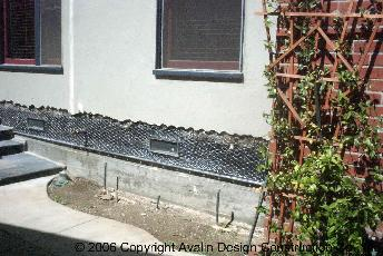 Stucco Lath and Foundation vents